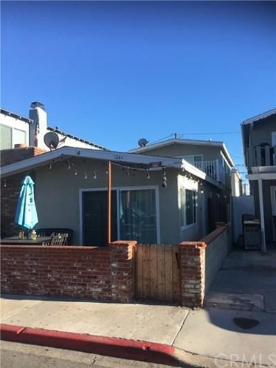 124 39th Street, Newport Beach, CA 92663 - MLS#: NP18289515