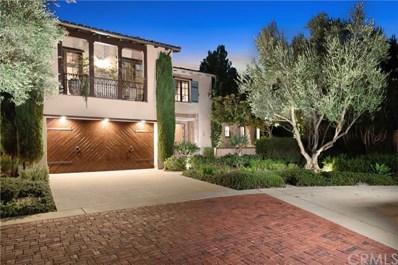 1 Tranquil, Newport Coast, CA 92657 - MLS#: NP18289763