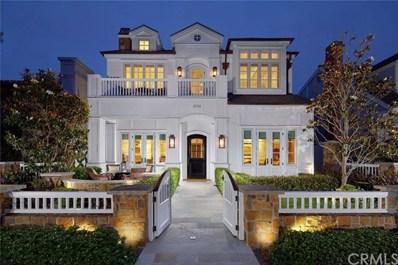 2732 Circle Drive Drive, Newport Beach, CA 92663 - MLS#: NP18292828