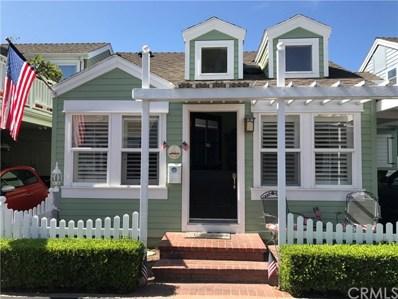 26 Bolivar Street, Newport Beach, CA 92663 - MLS#: NP19008266