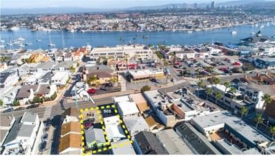 505 E Balboa Boulevard, Newport Beach, CA 92661 - MLS#: NP19022516