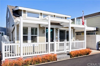 17 Cabrillo Street, Newport Beach, CA 92663 - MLS#: NP19027509