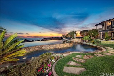 1 Shoreridge, Newport Coast, CA 92657 - MLS#: NP19038949