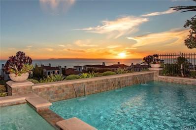 18 Rockshore Bluff, Newport Coast, CA 92657 - MLS#: NP19062484