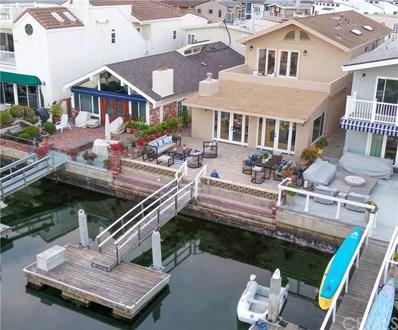 512 38th Street, Newport Beach, CA 92663 - MLS#: NP19065883