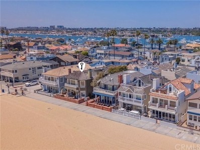 522 W Oceanfront, Newport Beach, CA 92661 - MLS#: NP19080966