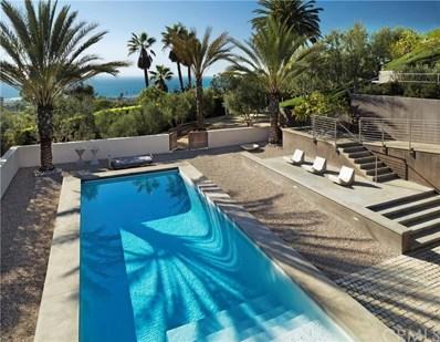 1179 Temple Hills Drive, Laguna Beach, CA 92651 - MLS#: NP19081282