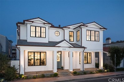 132 Via Havre, Newport Beach, CA 92663 - MLS#: NP19081791