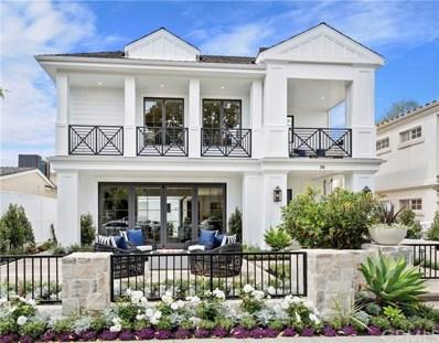315 Jasmine Avenue, Corona del Mar, CA 92625 - MLS#: NP19083530