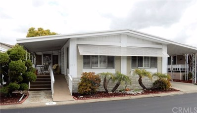 24921 Muirlands Boulevard UNIT 218, Lake Forest, CA 92630 - MLS#: NP19085371