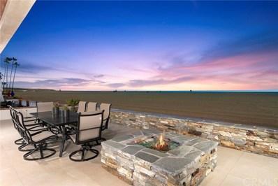 1224 W Oceanfront, Newport Beach, CA 92661 - MLS#: NP19089582