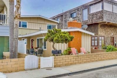 124 41st Street, Newport Beach, CA 92663 - MLS#: NP19108927