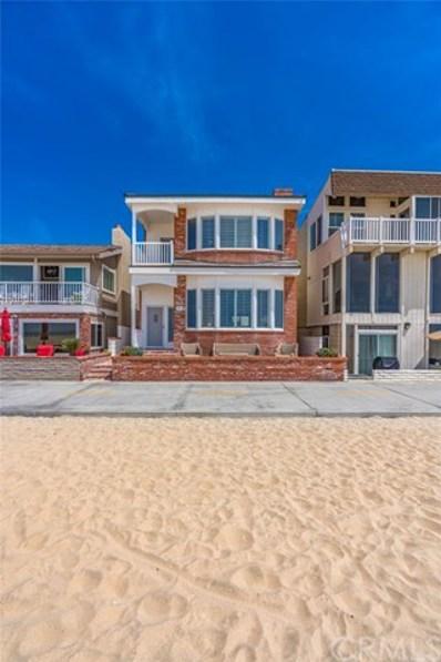 1704 W Oceanfront, Newport Beach, CA 92663 - MLS#: NP19122130