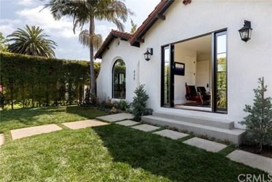 459 N Crescent Heights Boulevard, Los Angeles, CA 90048 - MLS#: NP19128985
