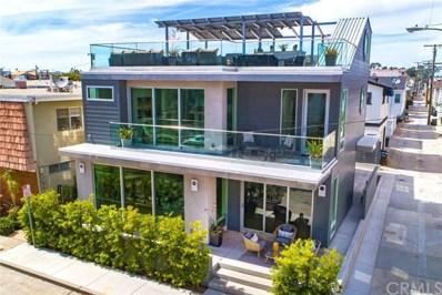 706 Park Avenue, Newport Beach, CA 92662 - MLS#: NP19131200