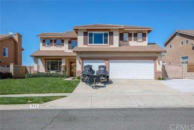 699 Bundy Way, Corona, CA 92882 - MLS#: NP19133050