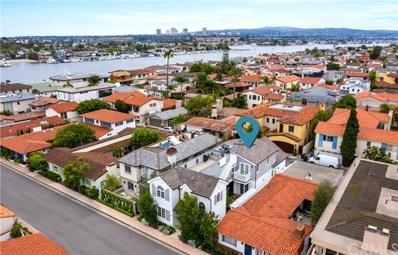 208 Via Orvieto, Newport Beach, CA 92663 - MLS#: NP19143607