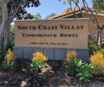 1101 W Macarthur Boulevard UNIT 175, Santa Ana, CA 92707 - MLS#: NP19151491