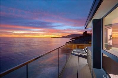 1235 Ocean Front, Laguna Beach, CA 92651 - MLS#: NP19153458
