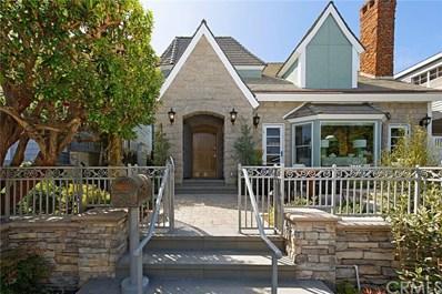 315 Poppy Avenue, Corona del Mar, CA 92625 - MLS#: NP19154699