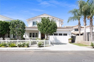 225 Monte Vista Avenue, Costa Mesa, CA 92627 - MLS#: NP19159008