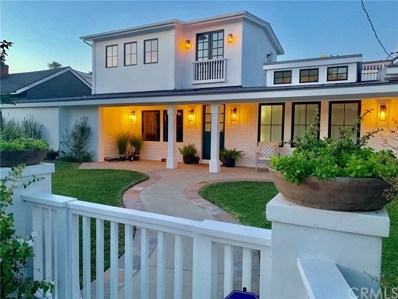 2508 Holly Lane, Newport Beach, CA 92663 - MLS#: NP19162246