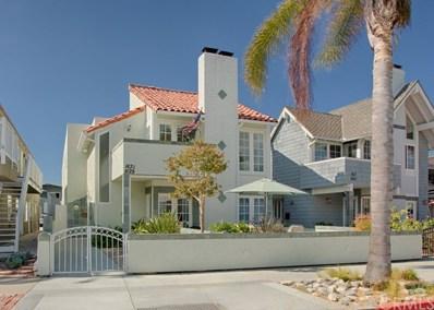 1631 E Balboa Boulevard UNIT 2, Newport Beach, CA 92661 - MLS#: NP19170678