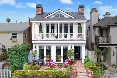 211 Coral Avenue, Newport Beach, CA 92662 - MLS#: NP19179249