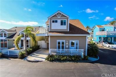 54 Beach Drive UNIT 81, Newport Beach, CA 92663 - MLS#: NP19187479
