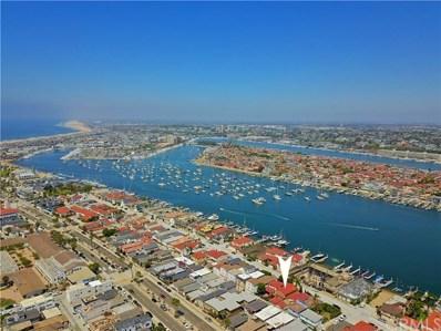 1209 W Bay Avenue, Newport Beach, CA 92661 - MLS#: NP19187695