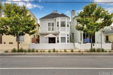 3703 W Balboa Boulevard UNIT A, Newport Beach, CA 92663 - MLS#: NP19191928