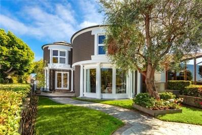 2672 Circle Drive, Newport Beach, CA 92663 - MLS#: NP19195920