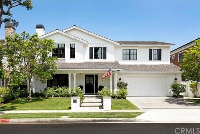 1718 Newport Hills Drive W, Newport Beach, CA 92660 - MLS#: NP19202074