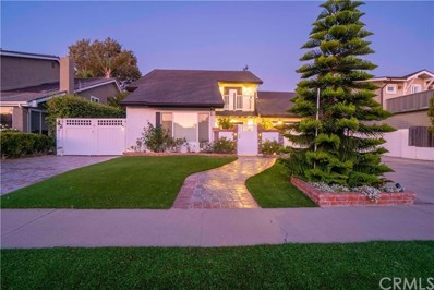 17012 Courtney Lane, Huntington Beach, CA 92649 - MLS#: NP19206202
