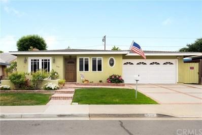249 Brentwood Street, Costa Mesa, CA 92627 - MLS#: NP19212519