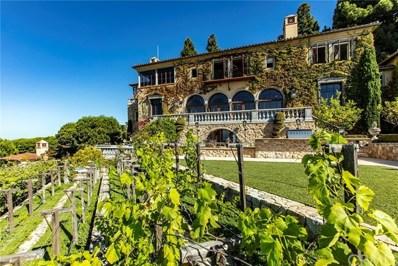 705 Via La Cuesta, Palos Verdes Estates, CA 90274 - MLS#: NP19215719