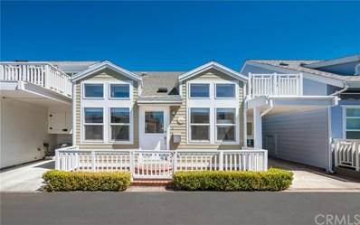3 Bolivar Street UNIT 190, Newport Beach, CA 92663 - MLS#: NP19219849