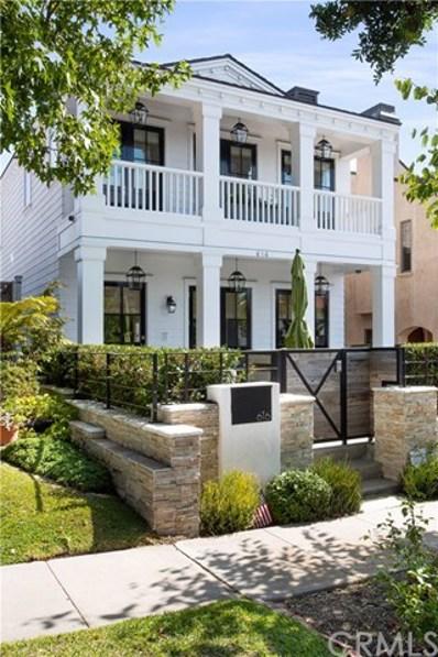 616 Orchid Avenue, Corona del Mar, CA 92625 - MLS#: NP19232699
