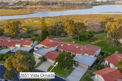 2651 Vista Ornada, Newport Beach, CA 92660 - MLS#: NP19269569