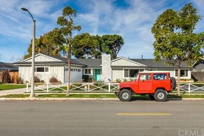 1711 Skylark Lane, Newport Beach, CA 92660 - MLS#: NP19281295