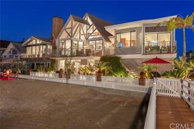 405 E Edgewater Avenue, Newport Beach, CA 92661 - MLS#: NP19282987