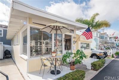 40 El Paseo Street, Newport Beach, CA 92663 - MLS#: NP20002933