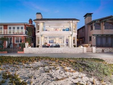 930 W Oceanfront, Newport Beach, CA 92661 - MLS#: NP20011483