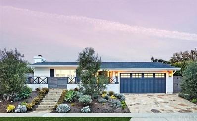 4800 Cortland Drive, Corona del Mar, CA 92625 - MLS#: NP20015839