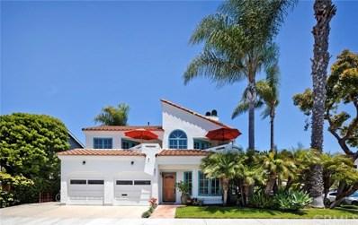 601 Narcissus Avenue, Corona del Mar, CA 92625 - MLS#: NP20019161