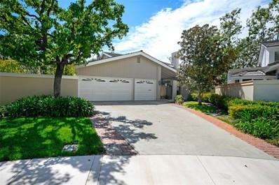 5 Rue Deauville, Newport Beach, CA 92660 - MLS#: NP20023036