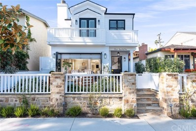 421 Heliotrope Avenue, Corona del Mar, CA 92625 - MLS#: NP20036837