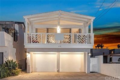 216 21st Street, Newport Beach, CA 92663 - MLS#: NP20044650