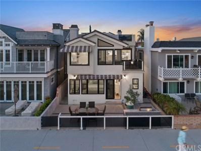 1119 E Balboa Boulevard UNIT A, Newport Beach, CA 92661 - MLS#: NP20121029