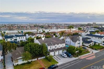 1701 Cliff Drive, Newport Beach, CA 92663 - MLS#: NP20156493